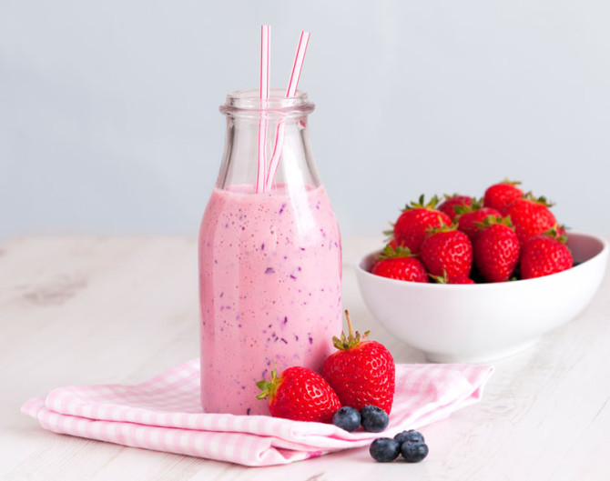 Berry Best Smoothie